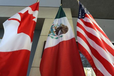 Trump says Canada and Mexico will escape new tariffs only after NAFTA concessions