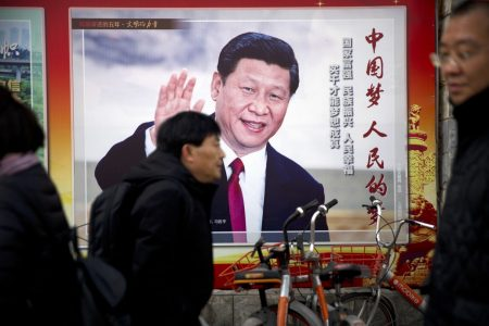 Xi term-limits controversy looms at China political meeting