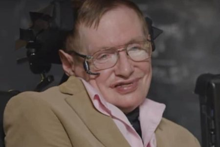 Stephen Hawking's secret to surviving his terrible condition? A sense of humor.