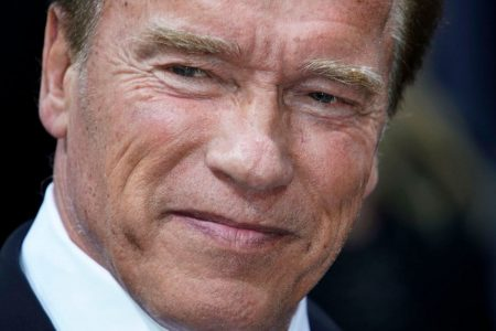 Arnold Schwarzenegger in stable condition after heart surgery, spokesman says
