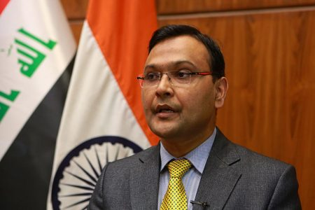 Iraq says bodies of 38 Indians have been recovered