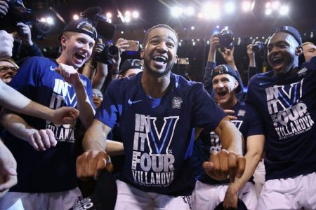 Known as pretty, Villanova is gritty in knocking out Texas Tech to reach Final Four