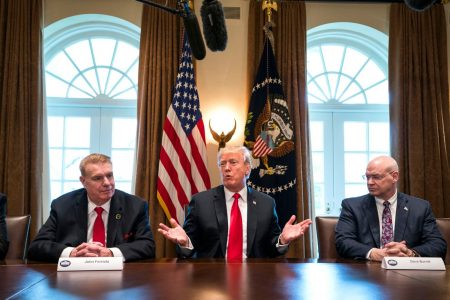 'Every day is a new adventure': Trump upends Washington and Wall Street with shifts on trade, guns