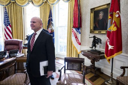 Trump and McMaster have seemed anxious to part but so far remain together