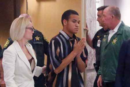 Parkland shooting suspect's brother has 'all the same flags,' prosecutors say after arrest