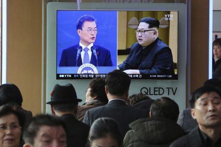 Koreas to hold high-level talks to set up Kim-Moon summit