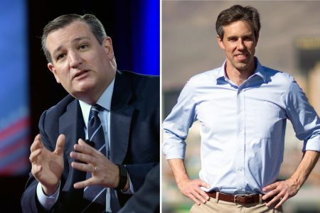 Ted Cruz calls out likely challenger Beto O'Rourke in a sign of a tough fight to come in Texas