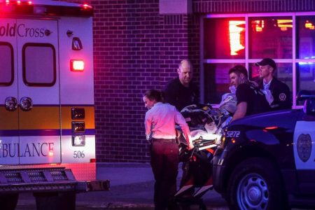 Police: 2 men fatally stabbed in Salvation Army apartment