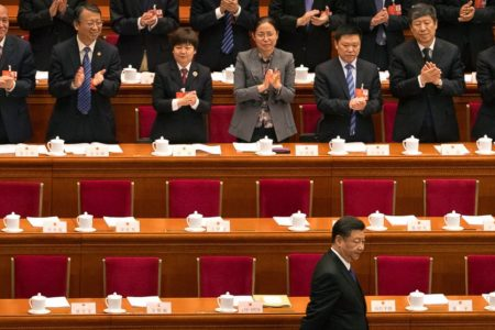 China's Xi gains power with merger of anti-corruption bodies