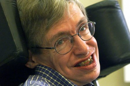 The Latest: Vatican astronomy official hails Hawking