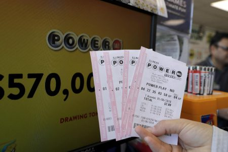 Anonymous Powerball winner plans to donate portion of $559 million jackpot to charity