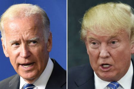 Trump fires back at 'Crazy Joe Biden': 'He would go down fast and hard, crying all the way'