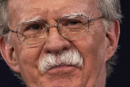 John Bolton is already a lame duck — and he knows it