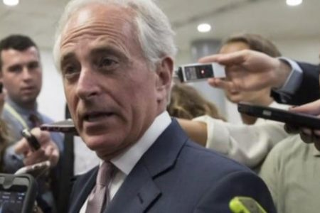 Bob Corker suggests timing of Trump meeting with Kim Jong Un could slip