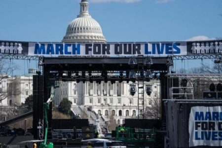 March for Our Lives 2018 — live blog