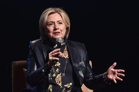 GOP Senate candidate slams McCaskill over Clinton ties