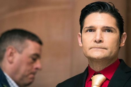 Corey Feldman says he was attacked in his car while stopped at a traffic light