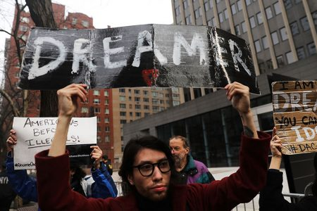 Judge says lawsuit against Trump's DACA move can proceed