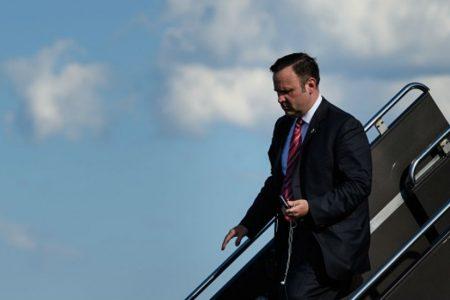 Wife of White House social media director Dan Scavino files for divorce