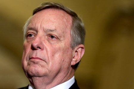 Durbin: Hillary Clinton 'is wrong' about Trump voters