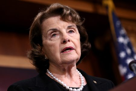 Feinstein calls for release of Trump CIA pick's torture documents
