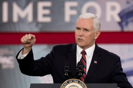 Mike Pence's hometown set to host its first ever gay pride festival