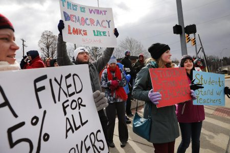 West Virginia Teacher Strike Enters Eighth Day: What You Need To Know
