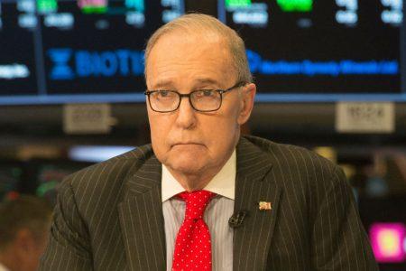 MSNBC anchor mocks Trump economic adviser Kudlow for trusting 'God's will'