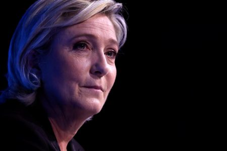 Marine Le Pen, French far-right leader, charged over ISIS photos