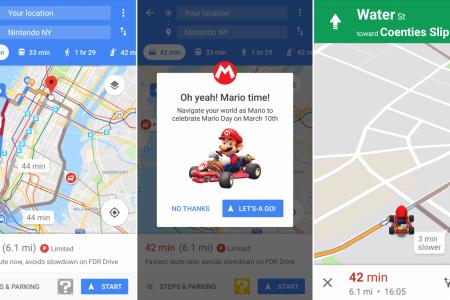 Google Maps Mario Kart: How to Get Nintendo Navigation