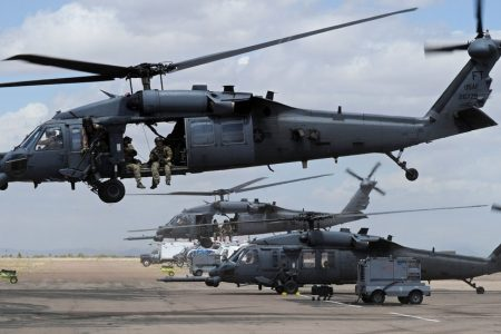 US Military Helicopter Crashes in Iraq With Seven Aboard