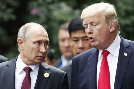 Trump wrote Putin to personally invite him to 2013 Miss Universe Pageant: report