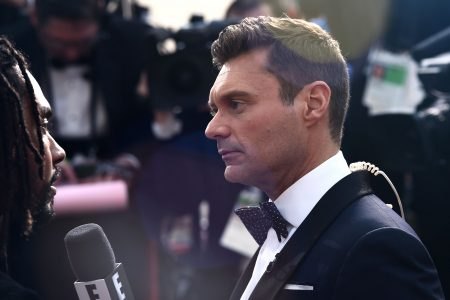 Ryan Seacrest Was Exactly the Distraction the Oscars Didn't Need