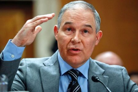 Democrats want details of Pruitt's DC condo tied to lobbyist 'power couple'