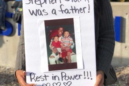 Stephon Clark Killing: Should Police Identify Themselves to Suspects?