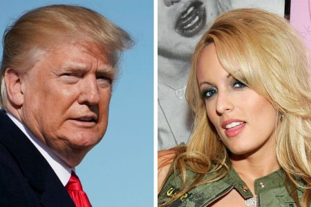 Trump accusers back Stormy Daniels: 'I am sure she is telling the truth'