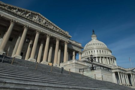 House poised to vote on $1.3T spending bill