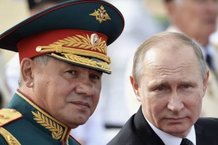 Russia replaces America as the power player in the Middle East