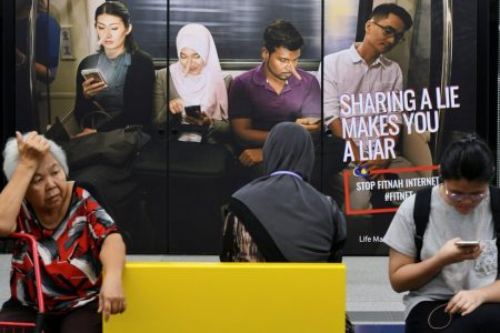 As Malaysia Moves to Ban 'Fake News,' Worries About Who Decides the Truth