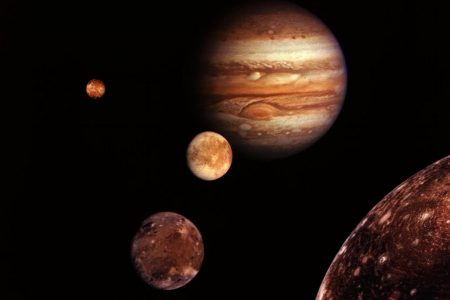 Does Saturn's Bulk Hold the Key to Jupiter's Potentially Habitable Moons?