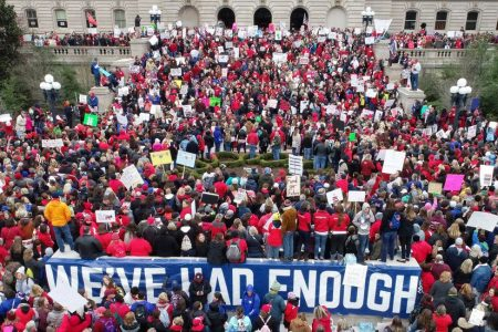 Why Teachers in Oklahoma and Kentucky Are Walking Out and What to Expect