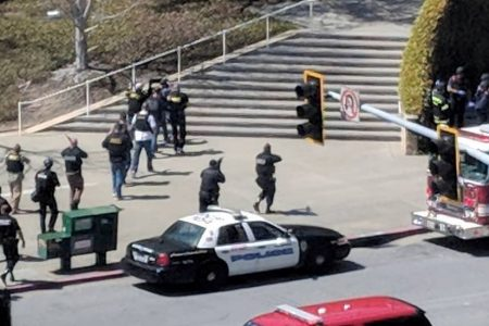 Several Wounded in Shooting at YouTube Headquarters; Police Say Female Suspect Is Dead