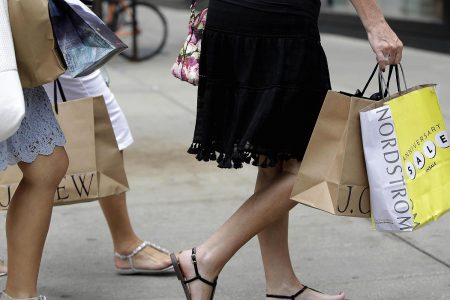 Weak consumer spending is seen restraining US growth in the first quarter
