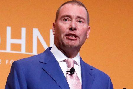 Gundlach says he's long energy stocks, short Facebook at Sohn Conference