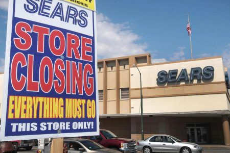 Sears is closing its last store in Chicago, where the company was born