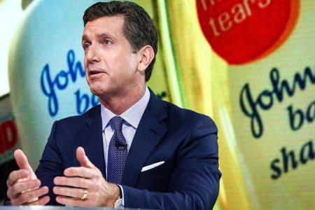 Pharma fuels Johnson & Johnson's first-quarter earnings beat
