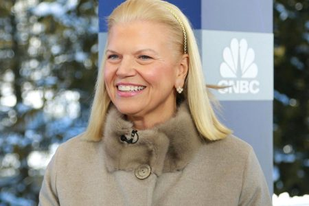 IBM down on disappointing guidance