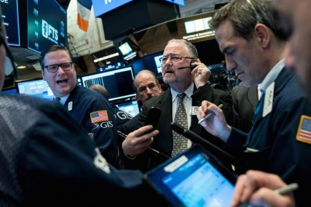 Stocks rise as bank earnings top Wall Street expectations