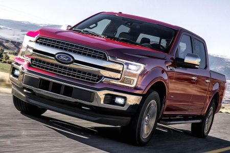 Ford recalls about 350000 F-150s and Expeditions for faulty transmission gears