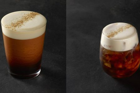 Starbucks lovers can drink their iced cappuccino and have their foam too
